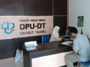 DPU Daarut Tauhid Raih Sertifikasi LAZ Skala Nasional