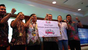 FOZ Jakarta Raya Siapkan 30 Ambulans Dan Mobil Jenazah