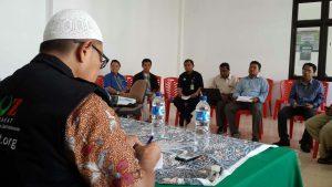 Forum Zakat Dan Dewan Dakwah Lakukan Sinergi Di Kupang