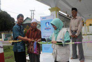 IZI Bantu Masyarakat Yang Kesulitan Air Di Balikpapan