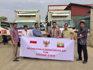 Indonesiaaid: Kebutuhan Dasar Pengungsi Rohingya Masih Minim