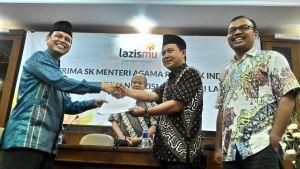 KEMENAG RI Sahkan Dompet Sosial Madani Bali Sebagai LAZ Provinsi