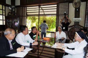 Komunitas Gereja Katolik Belajar Mengelola Dana Sosial Dari Dompet Dhuafa