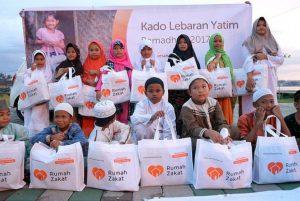 Satu Pekan Ramadhan, RZ Salurkan 13.219 Paket Berbagi