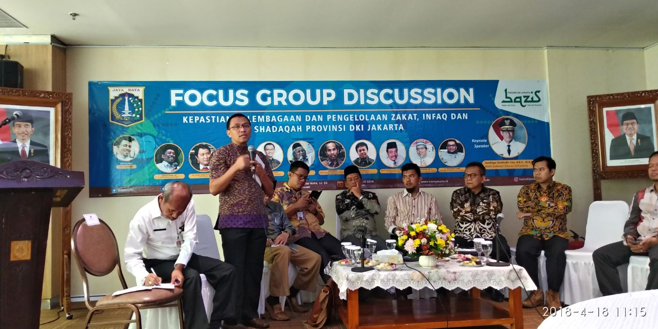 "Ketua Umum FOZ, ""Kultur Masyarakat Indonesia dalam Berzakat adalah Kekayaan Bangsa Indonesia"""