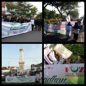 Sambut Ramadhan, Forum Zakat Kampanyekan #zakatdimanamana