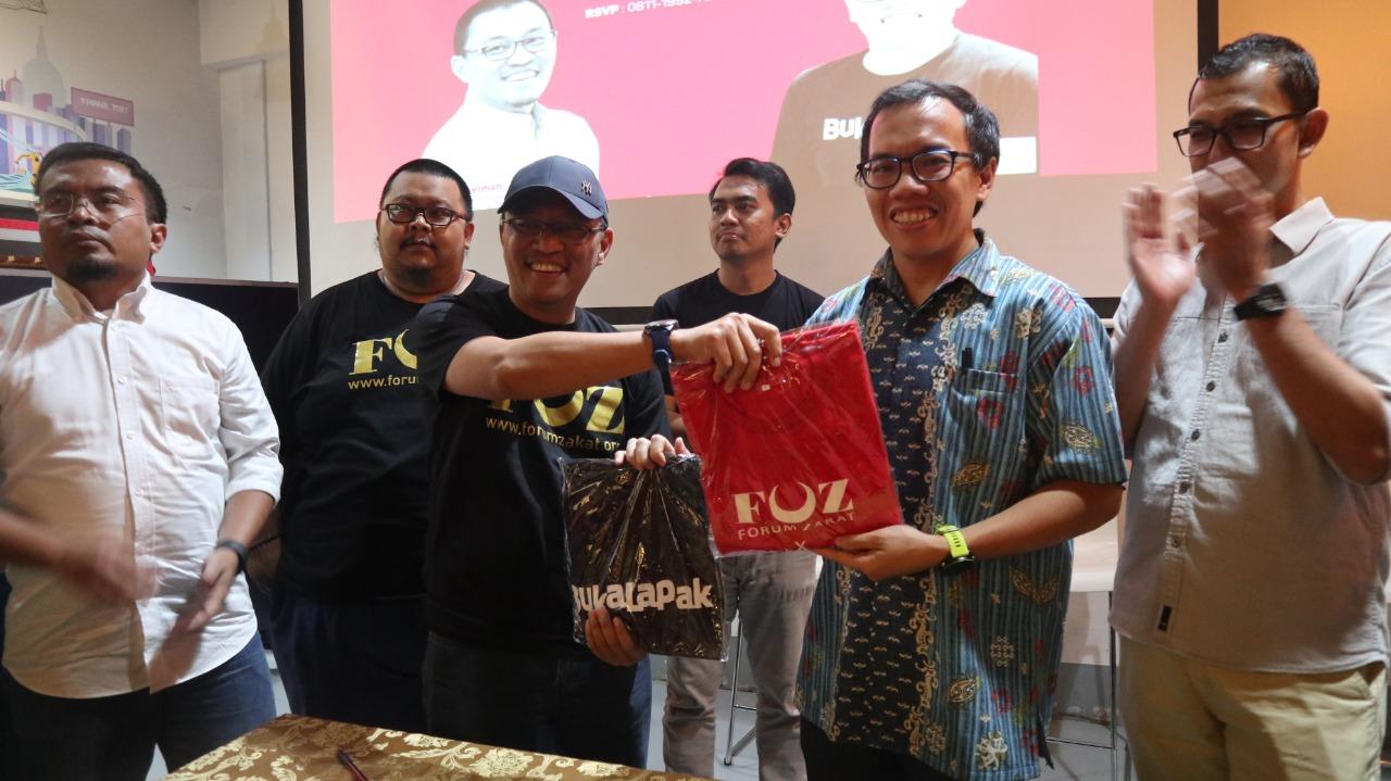 Kerjasama FOZ dengan Bukalapak: Tahapan Baru Pemberdayaan Masyarakat