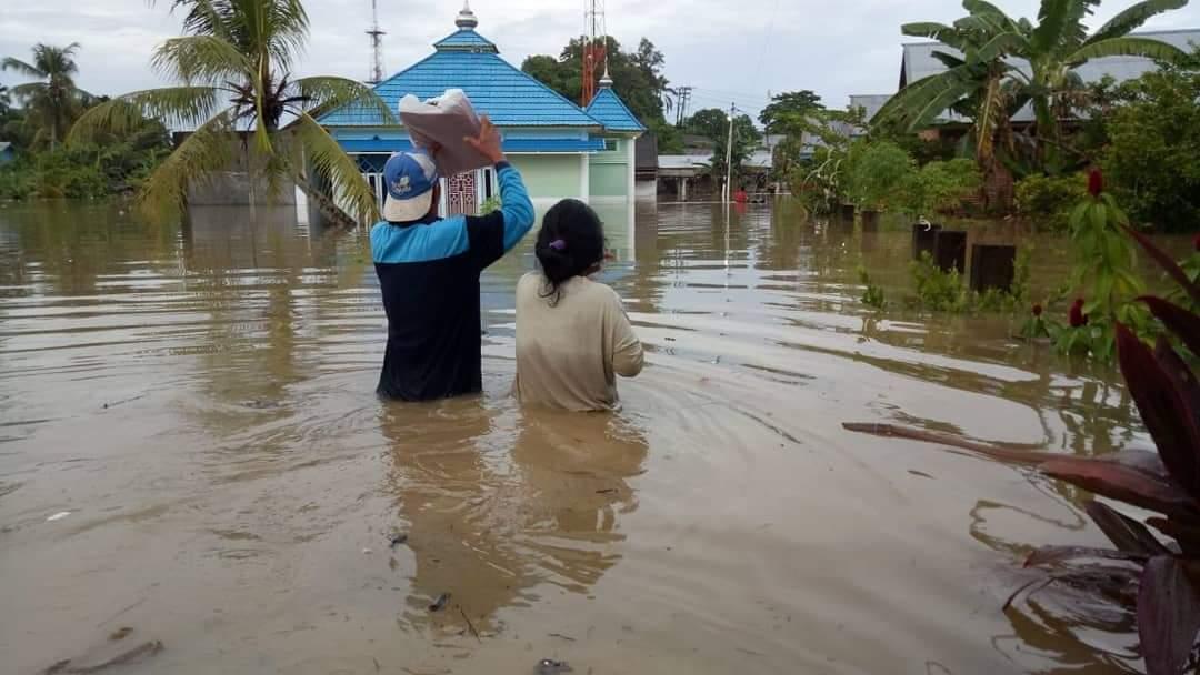 Banjir Bengkulu: 11 Lembaga Zakat Anggota FOZ Turunkan Bantuan