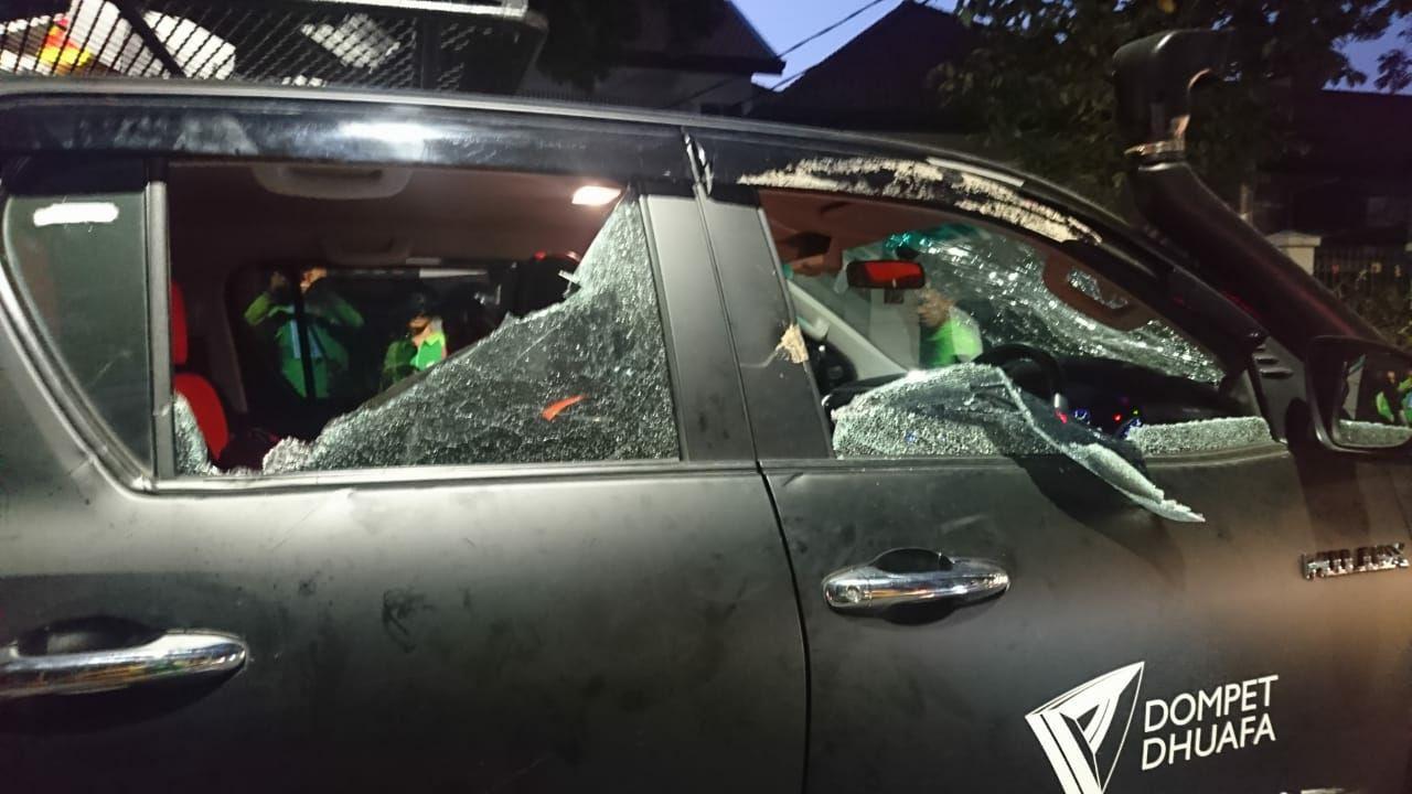 Siaran Pers Forum Zakat Terhadap Tindakan Represif Oknum Aparat Keamanan Terhadap Tim Medis Pada Unjuk Rasa Kamis (23/5) Dini Hari di Jakarta