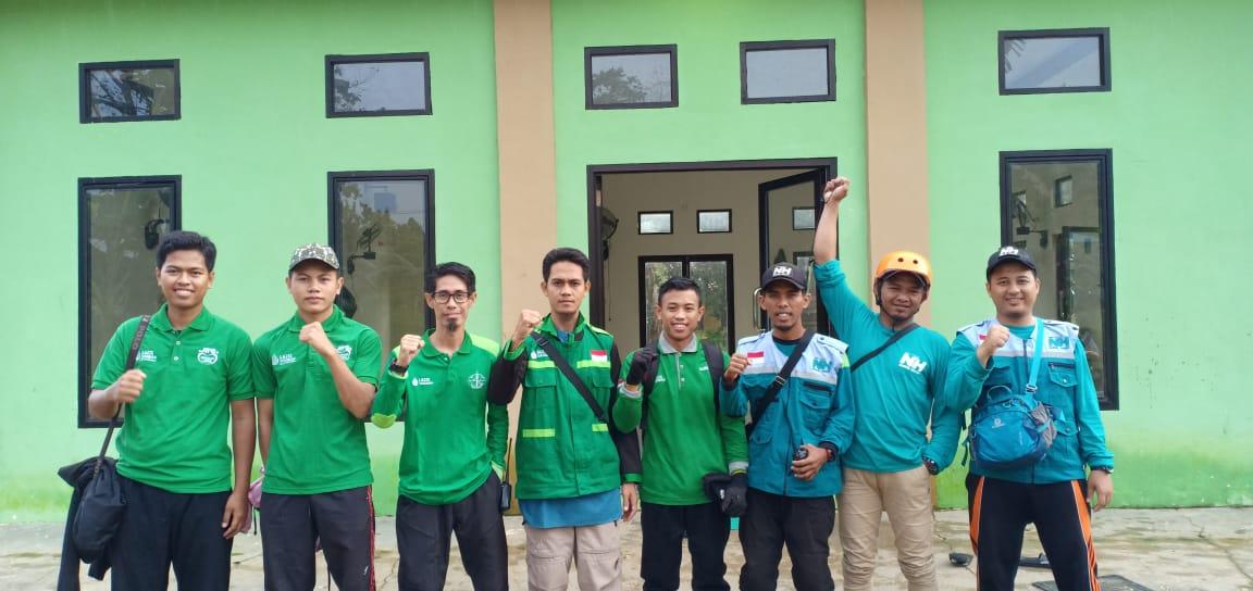 14 LAZ Anggota FOZ Bantu Penyintas Konawe Utara