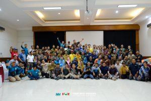 110 Relawan Kebencanaan Setujui Joint Protocol untuk Respon Bencana