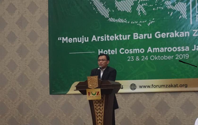 Ketua Umum FOZ Sebut Tegaknya Syariat Zakat Mudahkan Industri Halal