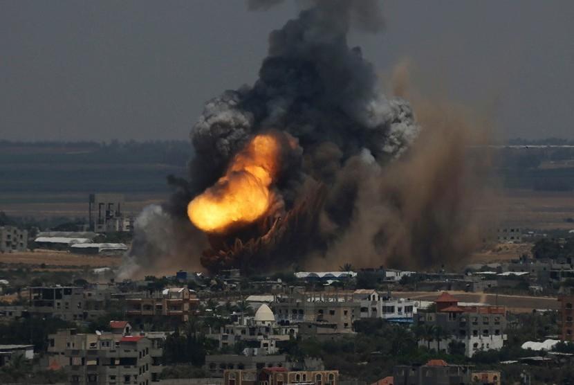 34 Anggota FOZ Respon Tragedi Kemanusiaan yang Terjadi di Gaza