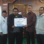 Anggota Forum Zakat, PZU dan YBM PLN Realisasikan Kolaborasi Melalui Bedah Rumah dan Santunan