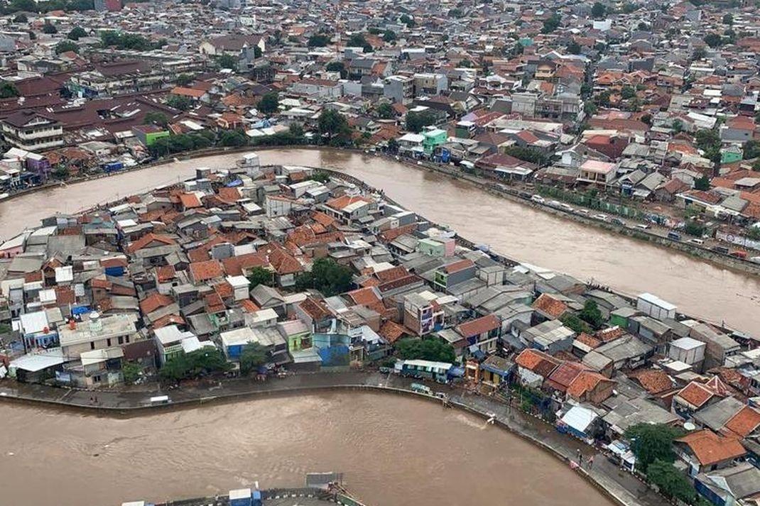 Tanggap Bencana Banjir Jabodetabek dan Bandung Raya, Inilah Daftar Posko Lembaga Anggota Forum Zakat