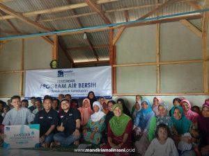 Bantu Korban Longsor Kuningan, MAI Foundation Luncurkan Program Air Bersih