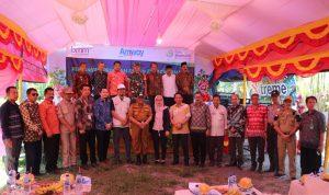 LAZNAS BMM Resmikan Rumah Harapan dan Fasilitas Air Bersih di Donggala