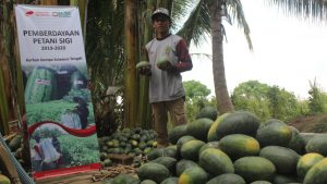 Pondok Sedekah Indonesia dan BAZMA Kolaborasi Salurkan Bantuan Sumur Bor Pertanian