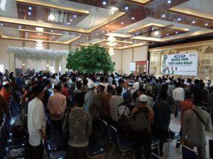 Seribu Guru Ngaji di Sumsel Ikuti Pelatihan Menghafal Quran Askar Kauny