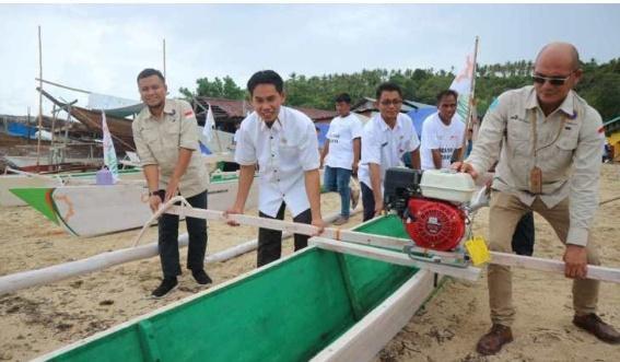 Dua Anggota FOZ, Bazma Pertamina dan Pondok Sedekah Indonesia Hidupkan Kelompok Tani Nelayan Donggala