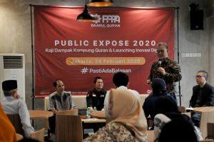 Gelar Public Expose, PPPA Daarul Qur'an Kaji Dampak Kampung Qur'an
