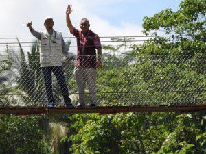 Bakrie Amanah & Laznas BMM Kolaborasi Bangun 'Jembatan Harapan Untuk Negeri'