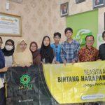 LAZGIS Peduli Berikan Beasiswa Bintang Harapan kepada Yatim Berprestasi