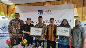 Penuhi Kebutuhan Air Bersih, MAI Resmikan 'Program Air Bersih Untuk Kehidupan' di Riau