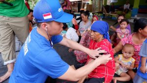 Selain Beri Layanan Kesehatan, DT Peduli Aktifkan Pos Bersama Anggota Forum Zakat Jawa Barat