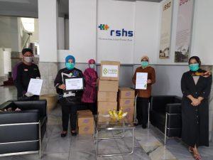 Sinergi Foundation Siap Salurkan 80.000 Masker & Penutup Kepala untuk Tenaga Medis