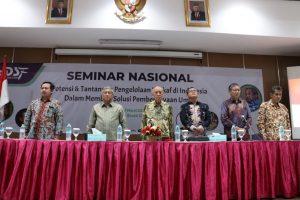 YDSF Gelar Seminar Potensi dan Tantangan Pengelolaan Wakaf di Indonesia