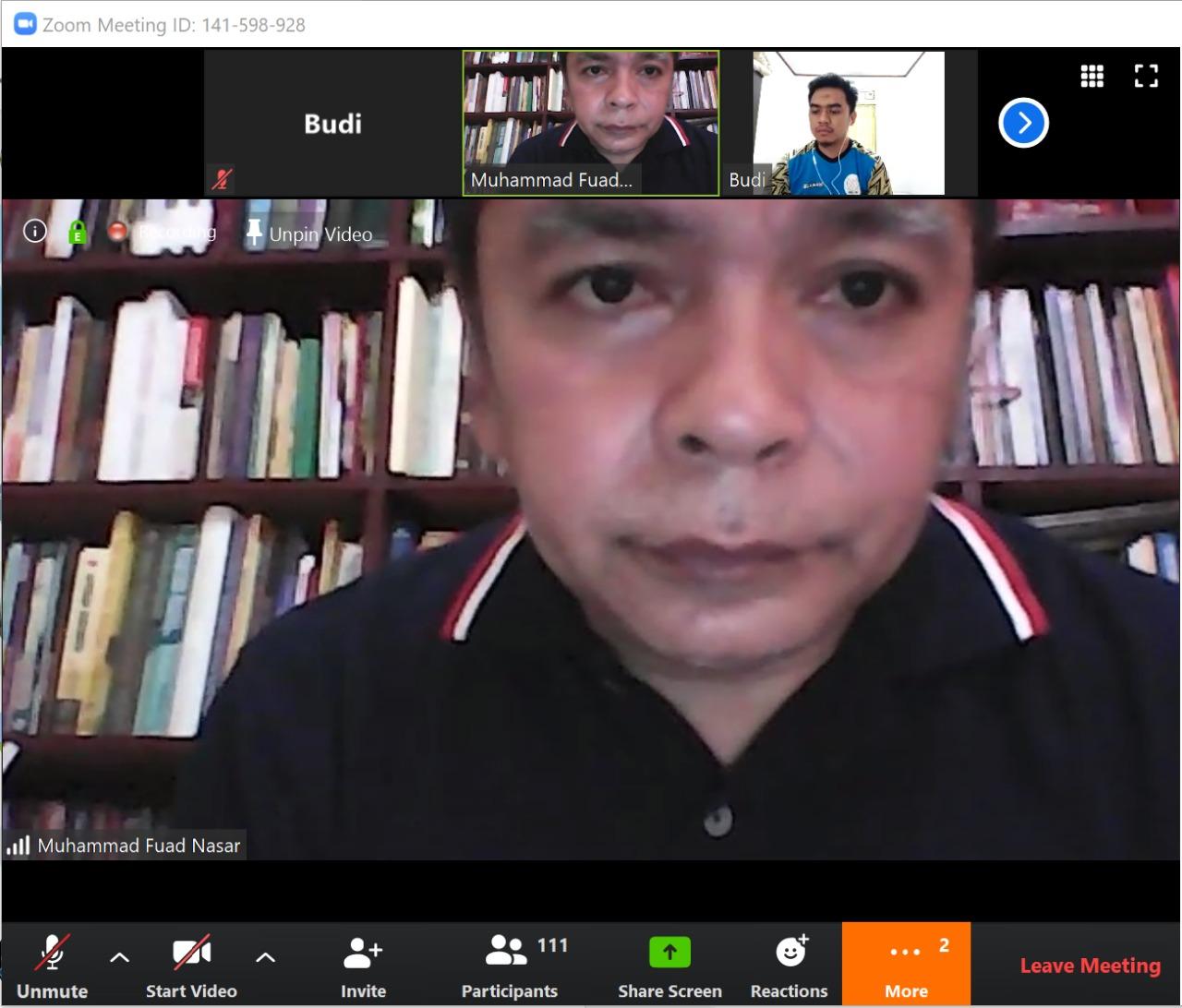 Perkuat Sinergi Lembaga Zakat Hadapi Covid-19, Forum Zakat Adakan Webinar