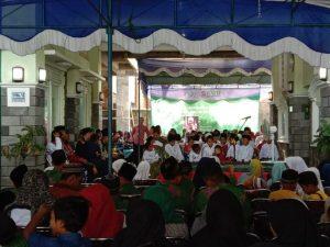 Sambut Ramadhan, BMH Yogyakarta Santuni Yatim-Dhuafa