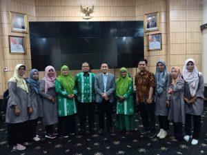 Pemkot Padang Ingin Jadikan Program Pro Ibu Ucare Indonesia Jadi Role Model