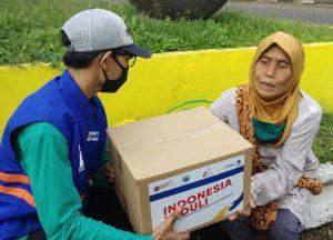 Bantuan Sembako Saat Pandemi Bahagiakan Warga Terdampak