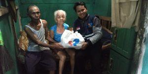 Solopeduli Salurkan Sembako Untuk Kaum Dhuafa