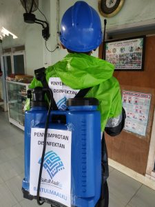 Aksi Nyata Pelayanan BaitulMaalKu Tanggap Covid-19 di Karawang