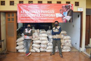Siapkan Ketahanan Pangan Masyarakat, LAZ Ucare Indonesia Siagakan Lumbung Pangan