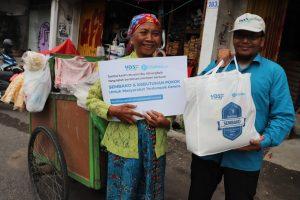 Bersama Kitabisa, YDSF Distribusikan Sembako Untuk Pekerja Tedampak Pandemik