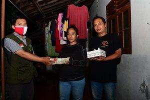 LAZ Harfa Salurkan 1000 Paket Makanan Siap Saji untuk Penyintas Banjir Cilegon