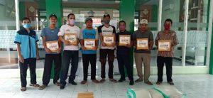 Salurkan Amanah BPKH, LAZUQ Bagi Sembako Di Jawa Timur