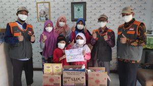 Unilever Sumbang Bantuan Penanganan Covid-19 Melalui Yatim Mandiri