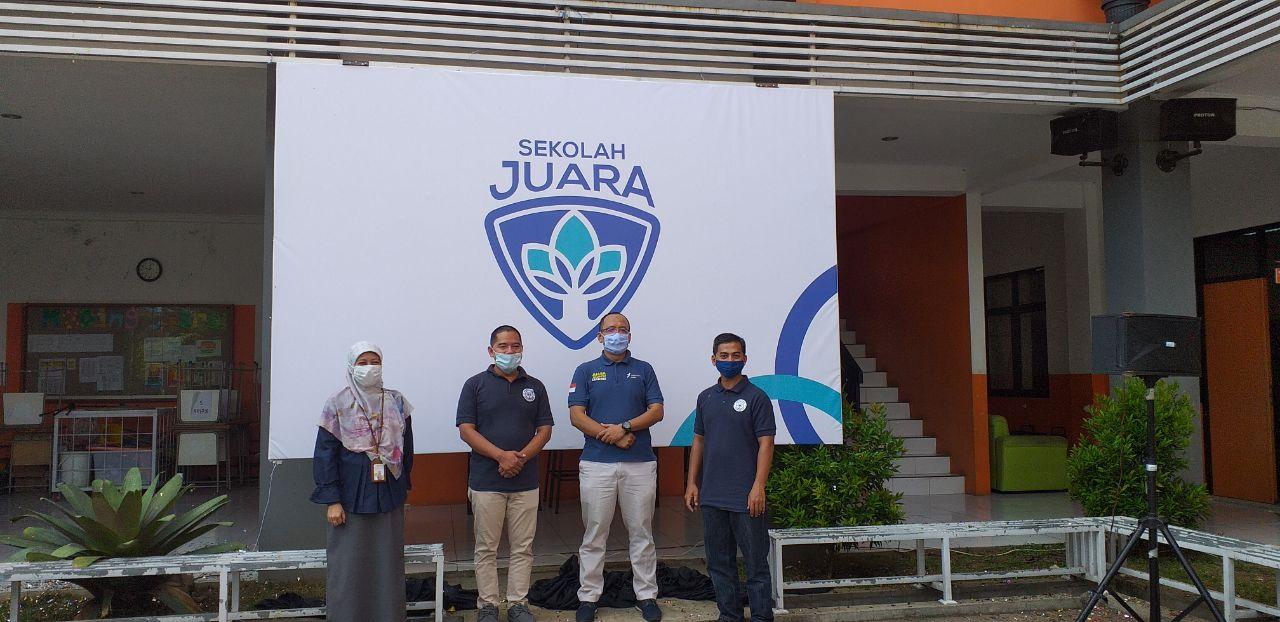 Sekolah Juara Lakukan Transformasi Menjadi Sekolah Berbasis Social Enterprise