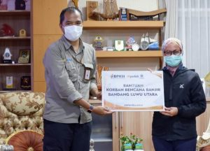 Bupati Luwu Utara Apresiasi Tim Relawan DT Peduli