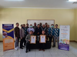Yatim Mandiri Peroleh Penghargaan Program Pendidikan Terbaik