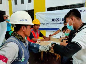 LAZ Al Azhar Dirikan Posko Medis Untuk Korban Banjir Masamba