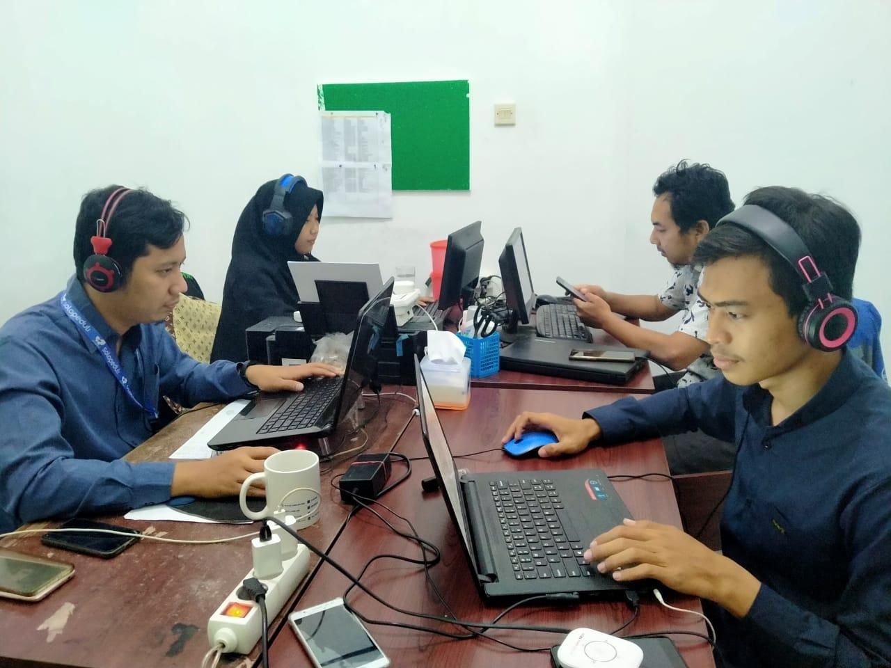 Solopeduli Gencarkan Kurban via Online