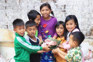 Usai Tebar Manfaat untuk 62.225 Dhuafa, Green Kurban Siap Tanam Ribuan Pohon