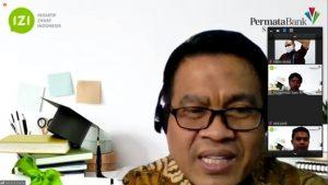 UPZDK Unit Usaha Syariah PT. Bank Permata Tbk Dukung Program Lanjutan Besma Tahfiz IZI