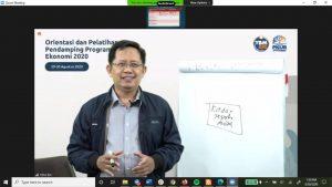 YBM BRI Adakan Capacity Building Virtual